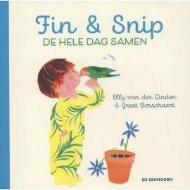 Boek Fin & Snip de hele dag samen