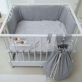 Box/bedbumper Vigo - Sparkle Grey