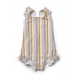 Tanna badpak - Stripe: Multi