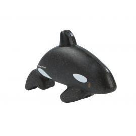 Houten orka