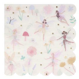 Grote servetten - Fairy