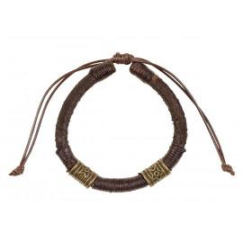 bracelet Brian brun