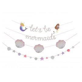 zeemeerminnen slinger