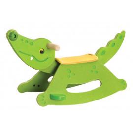 schommelende alligator