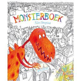 fantasievol prentenboek 'Monsterboek'