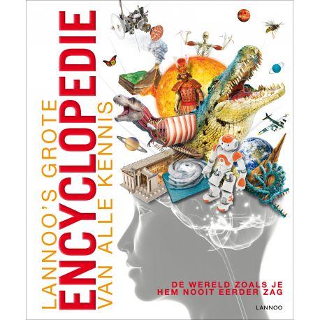leerrijk boek 'Lannoo's grote encyclopedie van alle kennis
